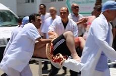 Những ký ức kinh hoàng về vụ xả súng tại bãi biển Tunisia
