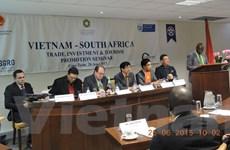 Việt Nam tổ chức diễn đàn thương mại-đầu tư tại tỉnh cửa ngõ châu Phi