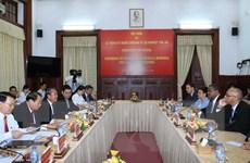 Việt Nam-Cuba thúc đẩy hợp tác lĩnh vực tòa án giữa hai nước