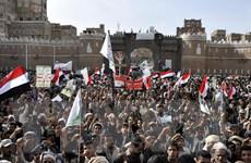 Liên quân tăng cường không kích các mục tiêu Houthi tại Yemen