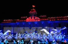 Rực rỡ đêm khai mạc Festival Biển Nha Trang-Khánh Hòa 2015