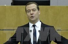 Thủ tướng Medvedev: Kinh tế Nga đã tránh được kịch bản xấu nhất