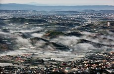 Khám phá đỉnh Lang Biang huyền thoại trên cao nguyên Lâm Đồng
