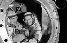 Chuyến bay lịch sử và tình bạn đặc biệt của 2 nhà du hành vũ trụ
