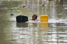 Macedonia: Một thị trấn chìm trong nước lũ, 14 người thương vong