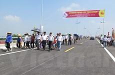 Thái Bình: Khánh thành cây cầu gần 520 tỷ đồng vượt sông Trà Lý