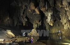 """Tuần lễ khám phá """"vương quốc hang động"""" kỳ vĩ ở Quảng Bình"""