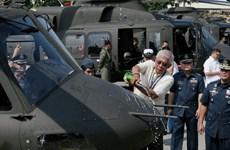 Mỹ tuyên bố sẽ hỗ trợ Philippines hiện đại hóa lực lượng vũ trang
