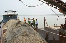 Các đơn vị vi phạm khai thác khoáng sản sẽ bị tước giấy phép