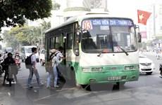 TP.HCM: Vận tải hành khách công cộng bằng xe buýt giảm mạnh