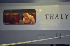 Xác định danh tính kẻ xả súng trên chuyến tàu Amsterdam-Paris