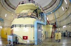 Việt Nam từng bước làm chủ kỹ thuật lò phản ứng hạt nhân