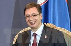 Bước tiến trong tiến trình bình thường hóa quan hệ Serbia-Kosovo