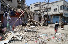 UAE mở chiến dịch cứu trợ nhân đạo quy mô lớn tới Yemen