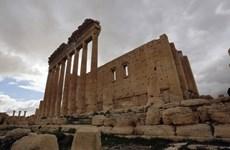 IS tiếp tục phá hủy một ngôi đền cổ gần 2.000 năm tuổi ở Syria