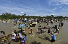 Venezuela yêu cầu Mỹ không can thiệp vấn đề biên giới với Colombia