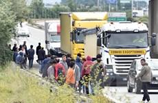 EC cấp thêm 5 triệu euro cho Pháp để xây trại đón người nhập cư