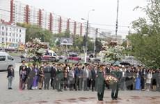 Người Việt tại Nga hướng về Tổ quốc trong ngày Quốc khánh 2/9