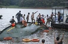 Ít nhất 14 người bị thiệt mạng trong vụ lật thuyền tại Malaysia