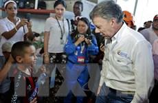 Colombia đồng ý đàm phán với Venezuela về vấn đề biên giới