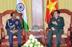 Thúc đẩy hợp tác quốc phòng song phương giữa Việt Nam-Ấn Độ