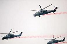 Trung Quốc chế tạo trực thăng tấn công có khả năng tàng hình
