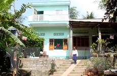 Gần 4.500 hộ nghèo ở miền Trung đã có nhà phòng tránh lũ