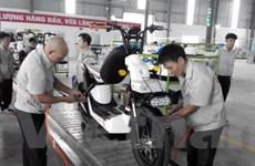 Mẫu xe đạp điện hàng đầu thế giới Lyvina sản xuất tại Việt Nam