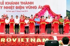 Khánh thành Nhà máy Nhiệt điện Vũng Áng 1 lớn nhất Việt Nam