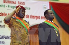 Burkina Faso: Phe đảo chính thả tổng thống lâm thời Kafando