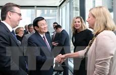 Doanh nghiệp Việt Nam-Hoa Kỳ đang có cơ hội hợp tác to lớn