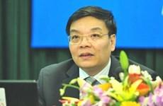 Ông Chu Ngọc Anh giữ chức Thứ trưởng Bộ Khoa học và Công nghệ