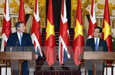 Khai trương Cơ quan Tùy viên Quốc phòng Việt Nam tại Anh