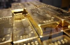 Giá vàng tăng mạnh phiên cuối tuần trong bối cảnh đồng USD yếu
