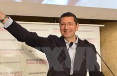 Thị trưởng Rome Ignazio Marino từ chức sau hàng loạt bê bối