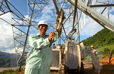 EVN: Đóng điện nhiều công trình trọng điểm trong tháng 10