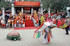 Phục dựng và bảo tồn các điệu múa cổ độc đáo đất Thăng Long