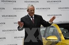 Cựu Chủ tịch Volkswagen rút khỏi vị trí lãnh đạo Công ty Porsche