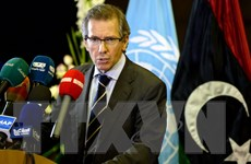 Chính phủ Libya bác bỏ kế hoạch hòa bình của Liên hợp quốc