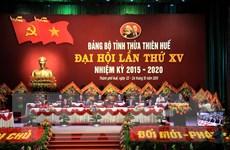 Thừa Thiên-Huế phấn đấu trở thành thành phố trực thuộc Trung ương
