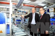 Đại học Việt-Đức sẽ trở thành mô hình đại học xuất sắc kiểu mẫu