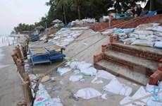 Hà Lan giúp tỉnh Quảng Nam ngăn chặn xói lở bờ biển Cửa Đại