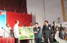 Đưa quan hệ hợp tác hữu nghị Việt Nam-Ấn Độ lên tầm cao mới