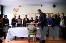 Thổ Nhĩ Kỳ và Azerbaijan tiến hành cuộc bầu cử Quốc hội