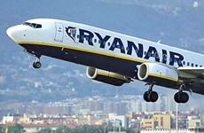 Lợi nhuận của Ryanair trong nửa đầu tài khóa 2015 tăng gần 40%
