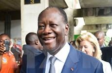 Côte d'Ivoire: Tổng thống tái đắc cử tuyên thệ nhậm chức