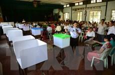 Cử tri Myanmar kỳ vọng tổng tuyển cử mở ra tương lai tươi sáng