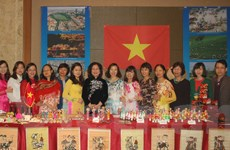 Việt Nam tích cực gây quỹ từ thiện ngoại giao đoàn tại Hàn Quốc