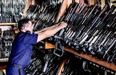 Honduras: Hơn 700 khẩu súng AK 47 bị đánh cắp ngay trong kho