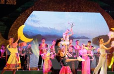 67 đoàn trà quốc tế tham dự Lễ hội văn hóa trà tại Thái Nguyên